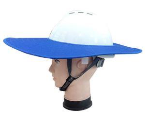 防晒帽蓝色